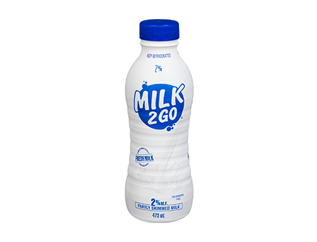 Milk 2 Go By-Product